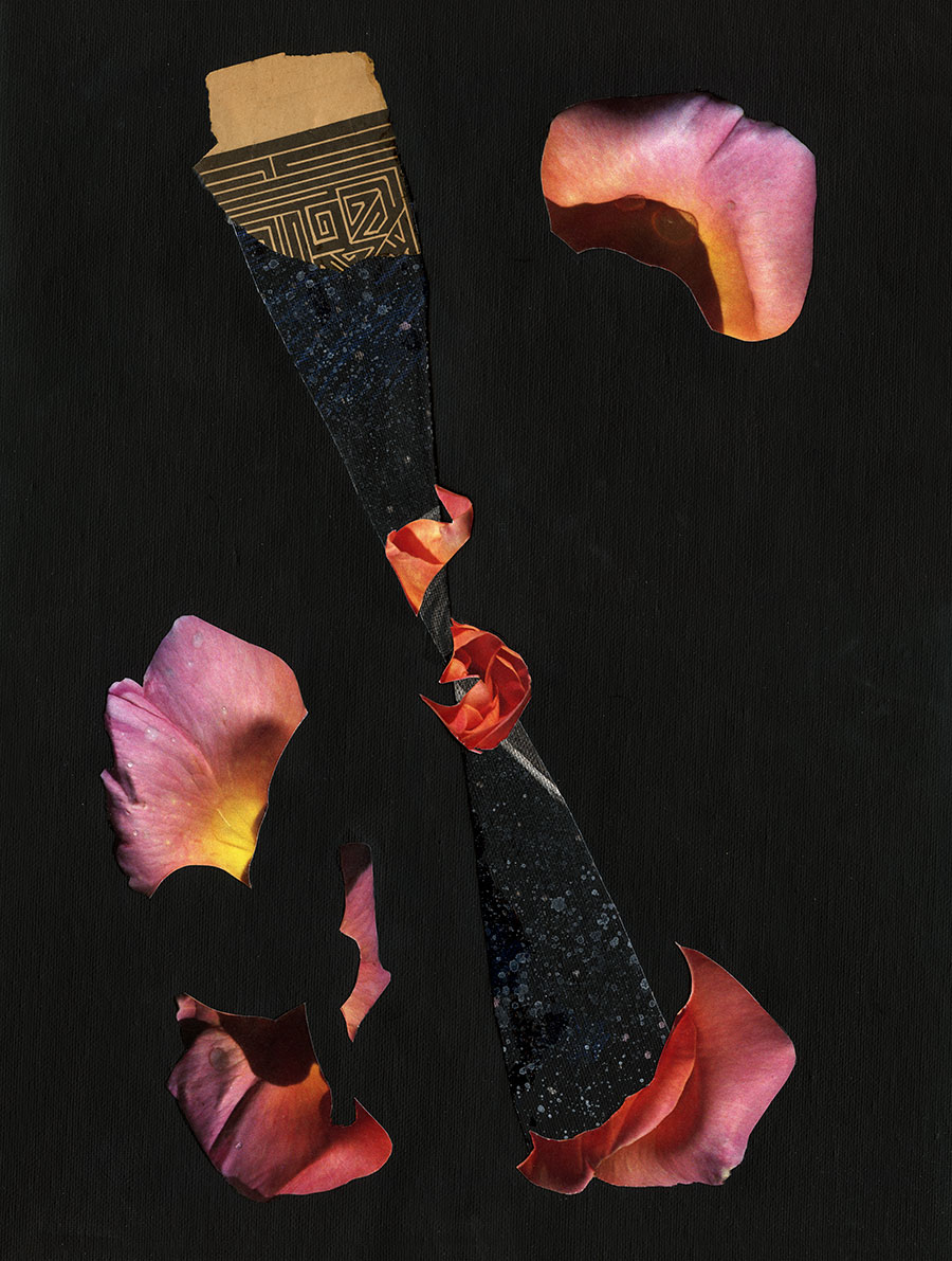 Untitled (Nocturne No. 2) by Molly Frances