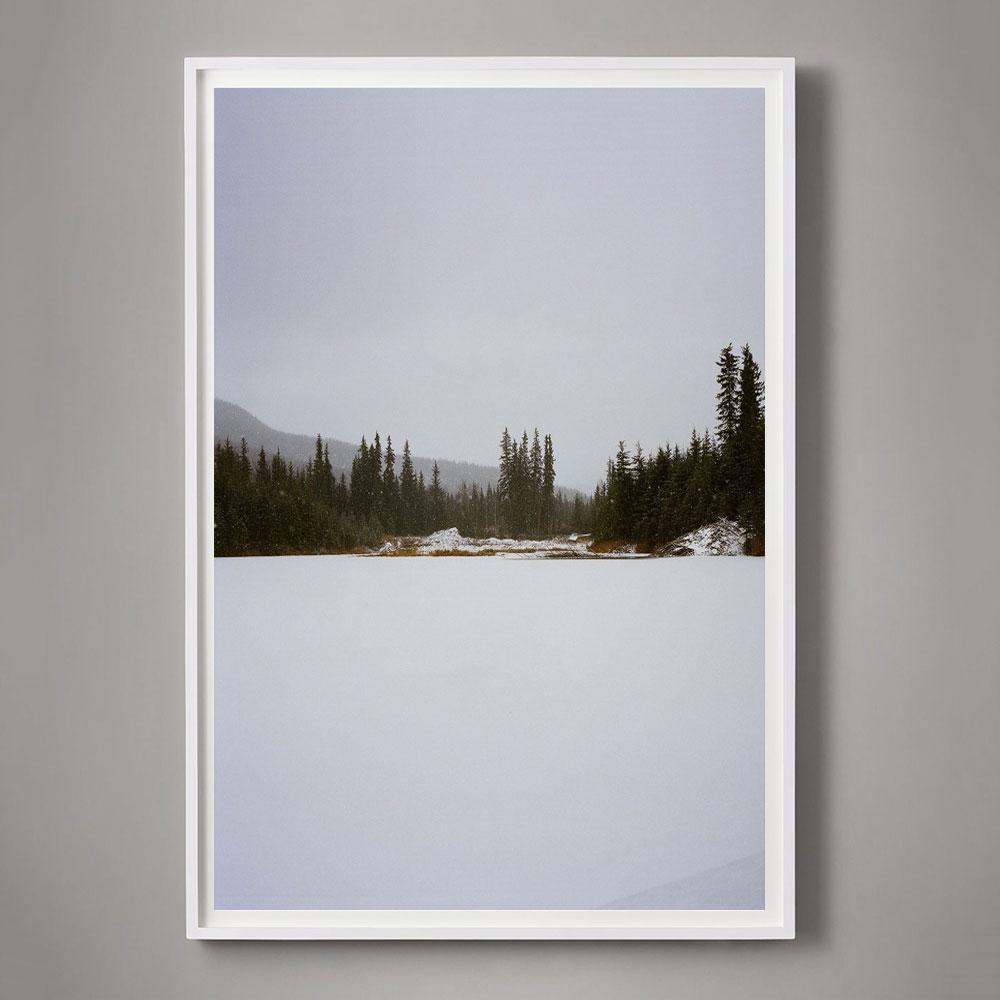 minimal landscape photograph