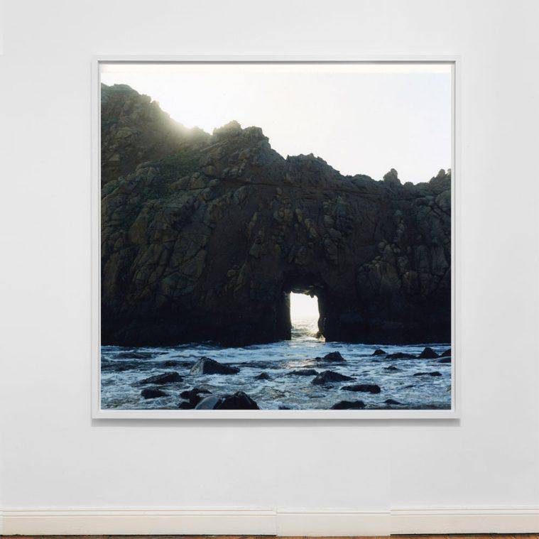 big sur ocean photograph