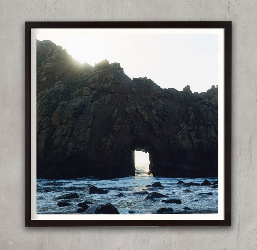 big sur photograph