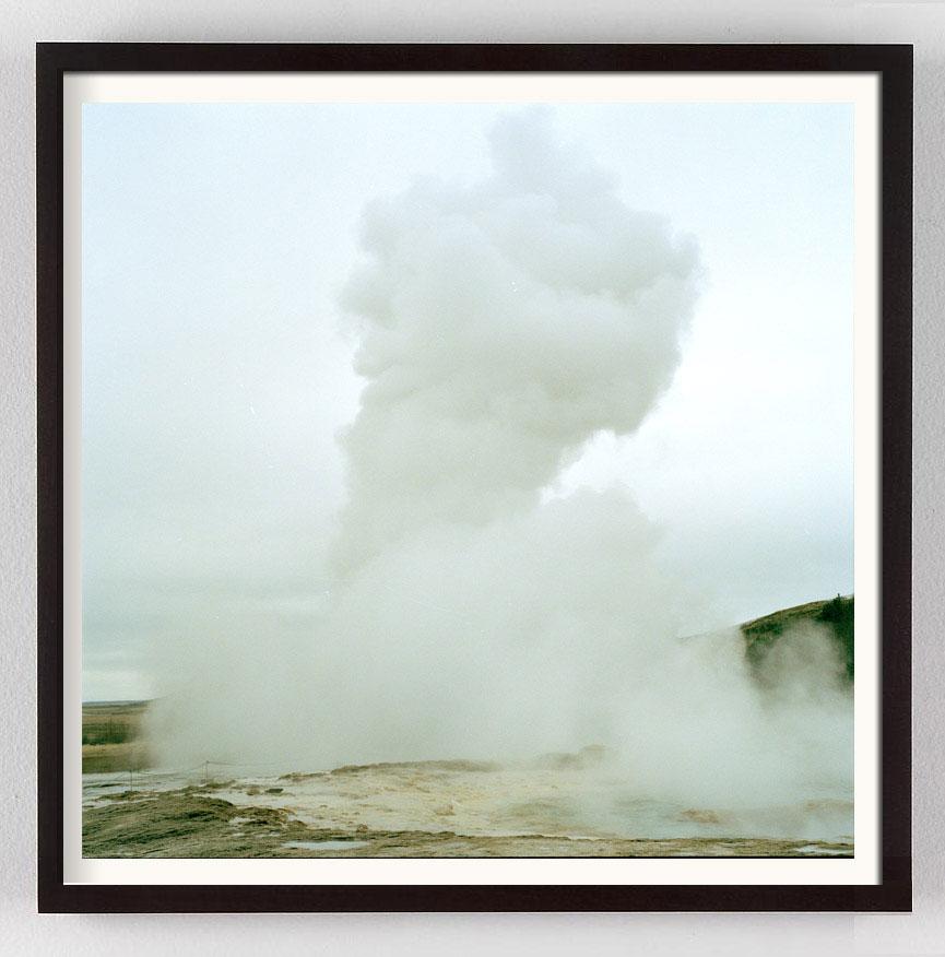 Iceland Geyser Photograph