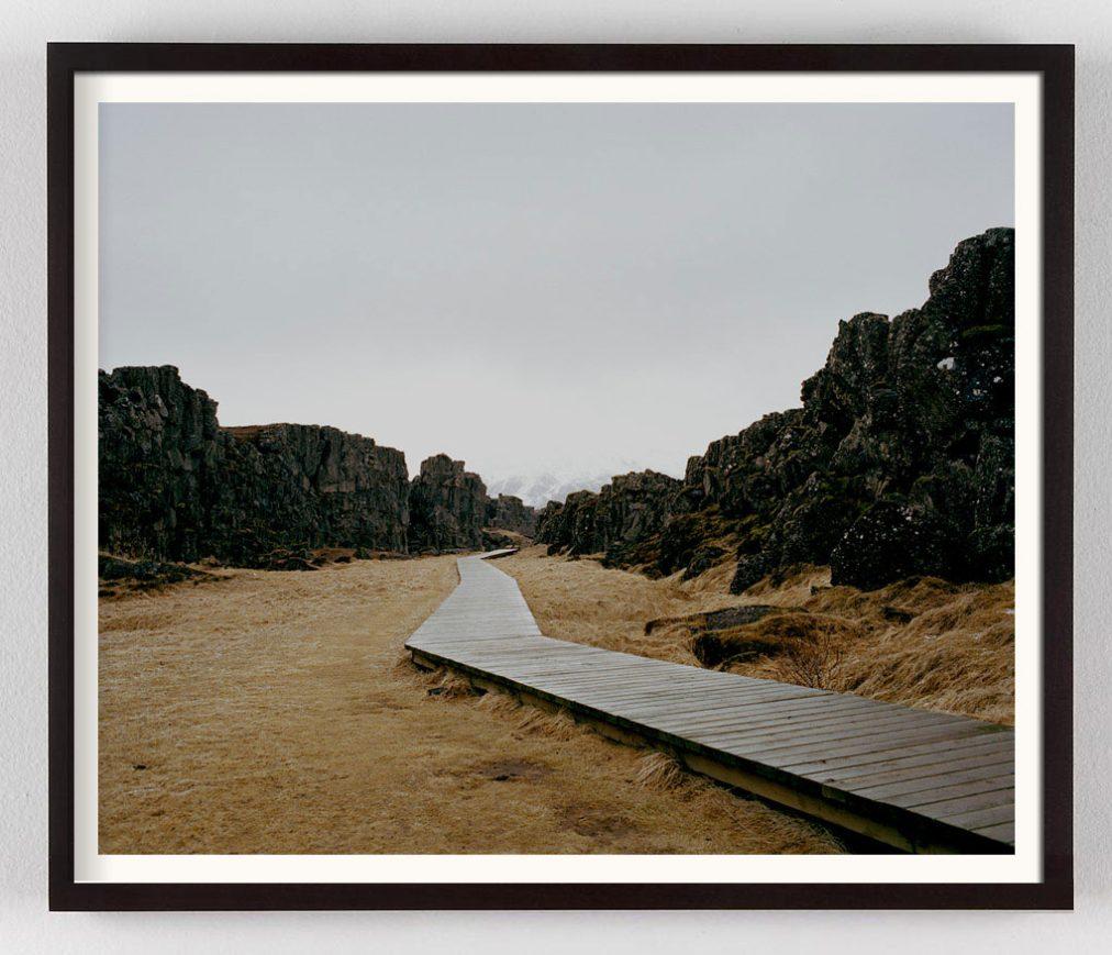 Thingvellir Park, Iceland Photograph