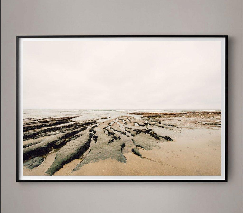 jetty sand photograph