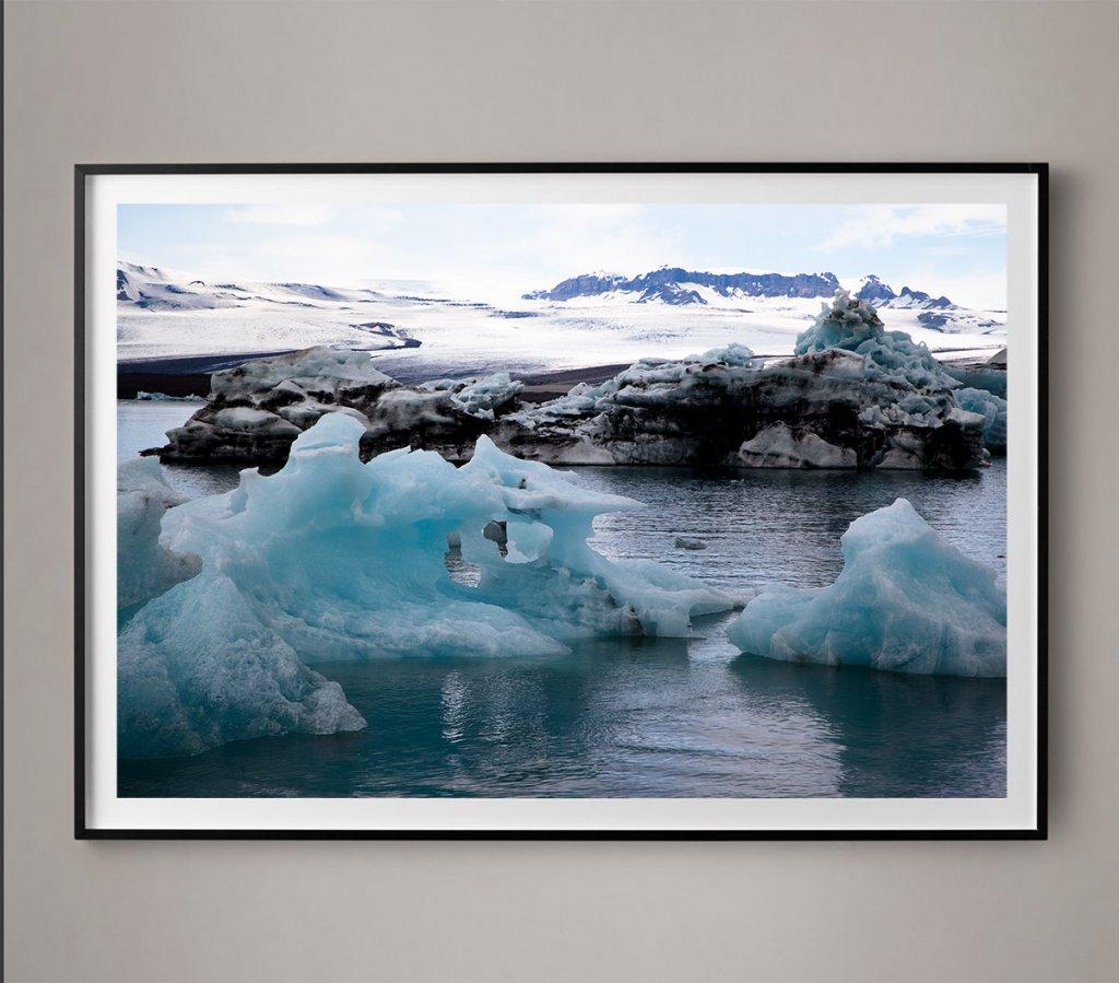 glacier photograph