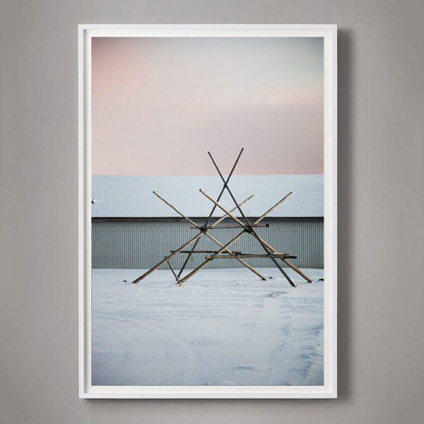 iceland minimal photograph