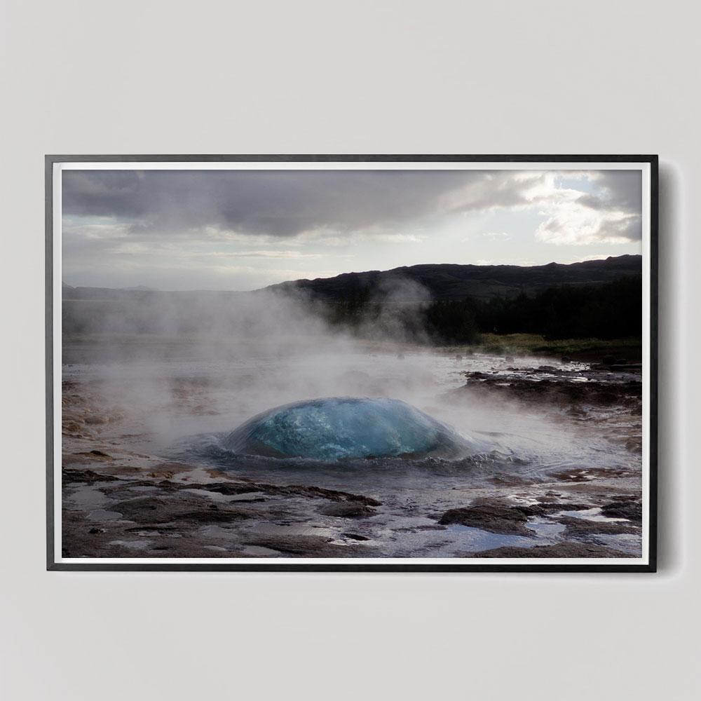 iceland geyser photo