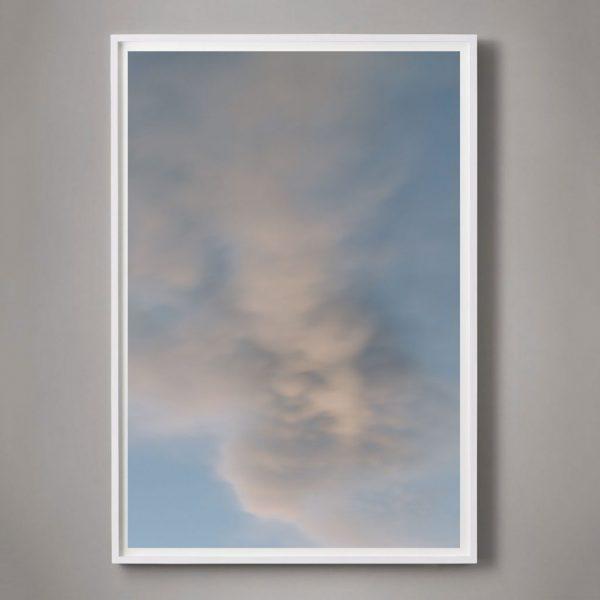 large vertical cloud photograph