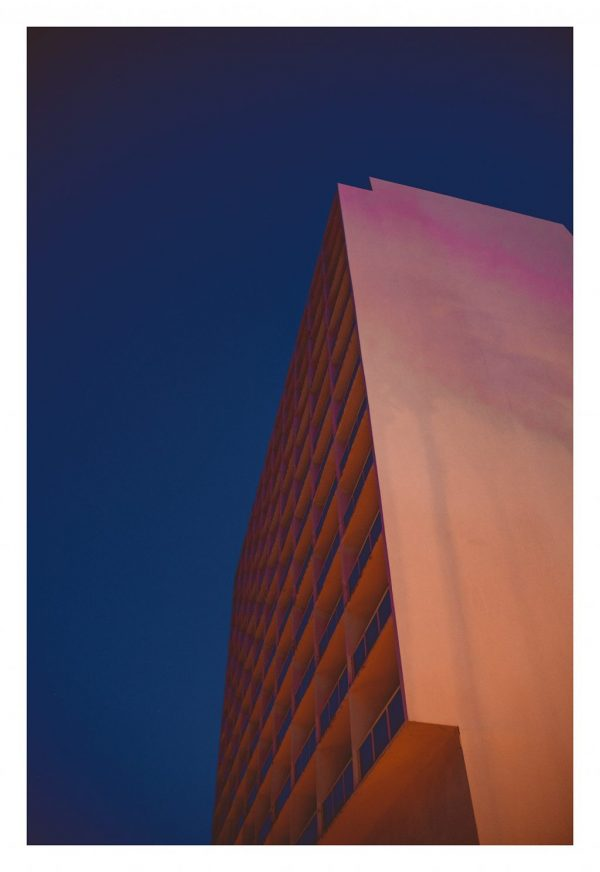colorful architecture photograph
