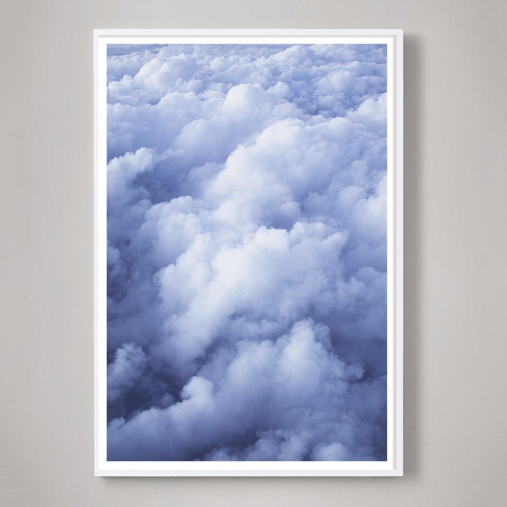 large cloud photography