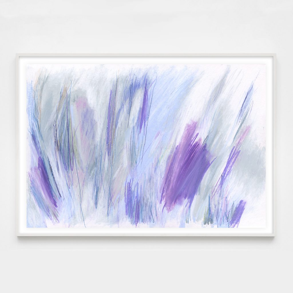 Lavender-purple-abstract-art