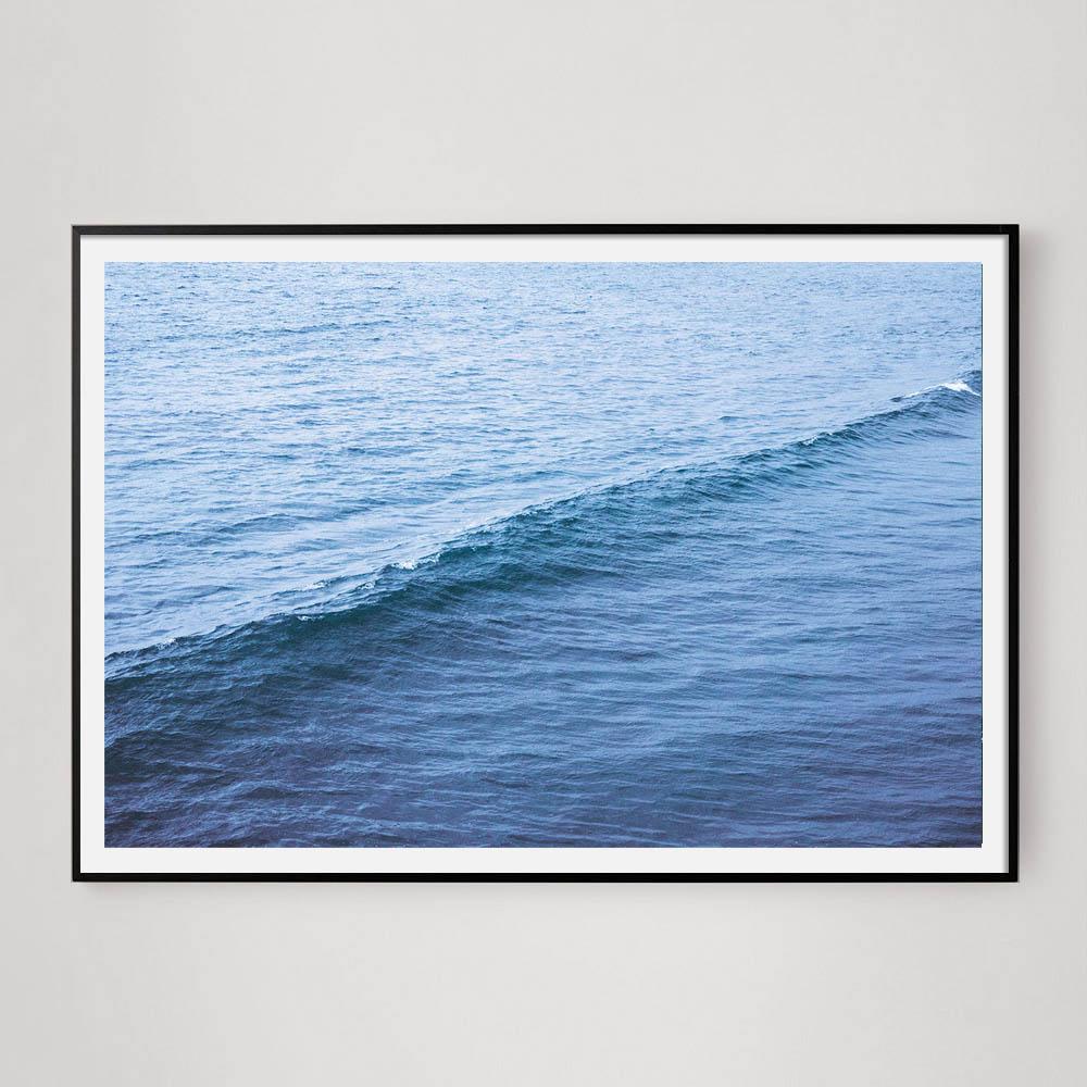 blue-ocean-wave-photo-framed