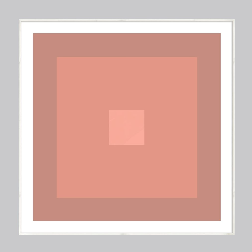 abstract nude color art
